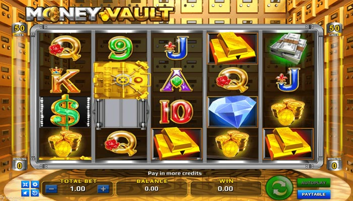 ทดลองเล่น money vault
