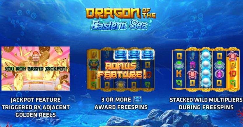 คุณสมบัติพิเศษ Dragon of the Eastern Sea